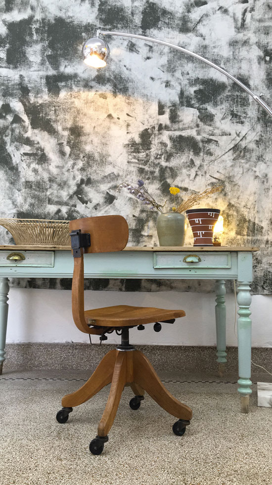 upcycling design mobilier