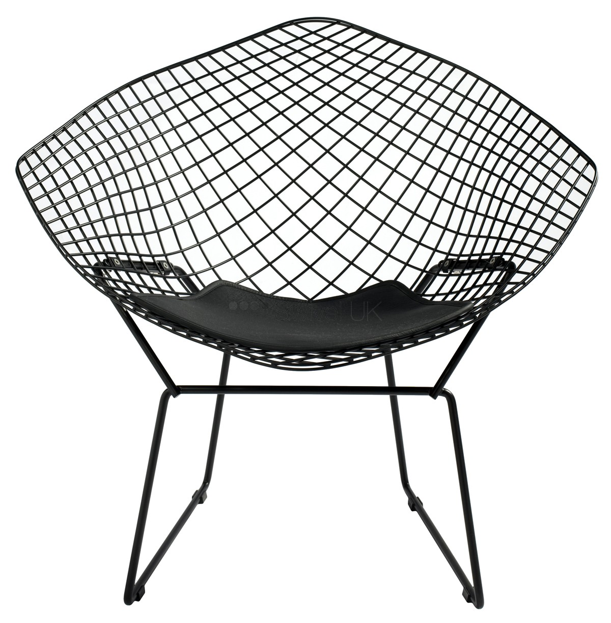 chaise diamant d 39 harry bertoia d co id es. Black Bedroom Furniture Sets. Home Design Ideas