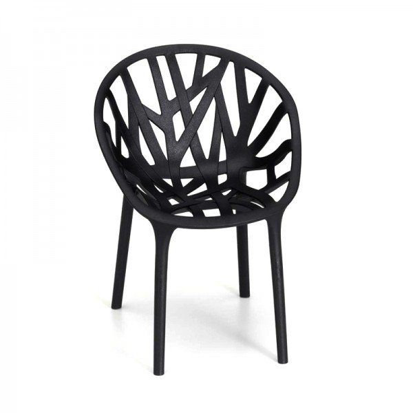 chaise v g tal de bouroullec d co id es. Black Bedroom Furniture Sets. Home Design Ideas