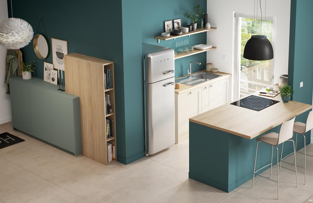 les tendances cuisine de 2019 chez ggo d co id es. Black Bedroom Furniture Sets. Home Design Ideas