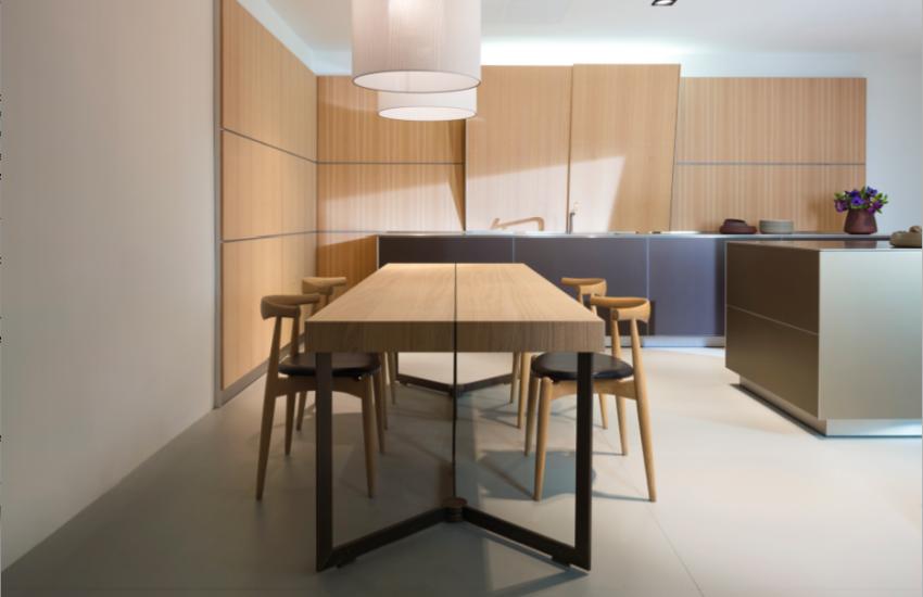 Batibouw focus sur les nouveaut s d co id es for Prix d une cuisine bulthaup