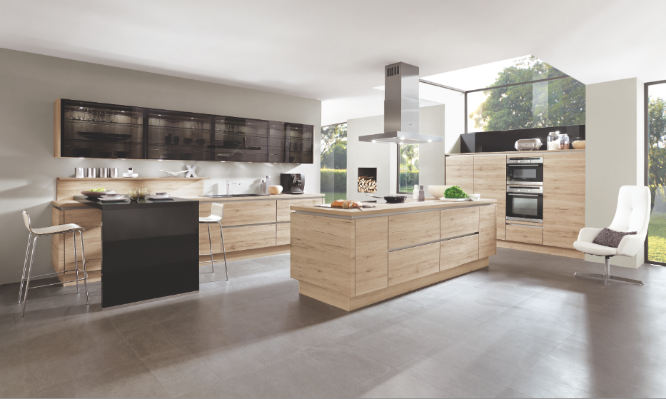 Cuisine Moderne Loft : Batibouw, focus sur les nouveautés  Déco Idées