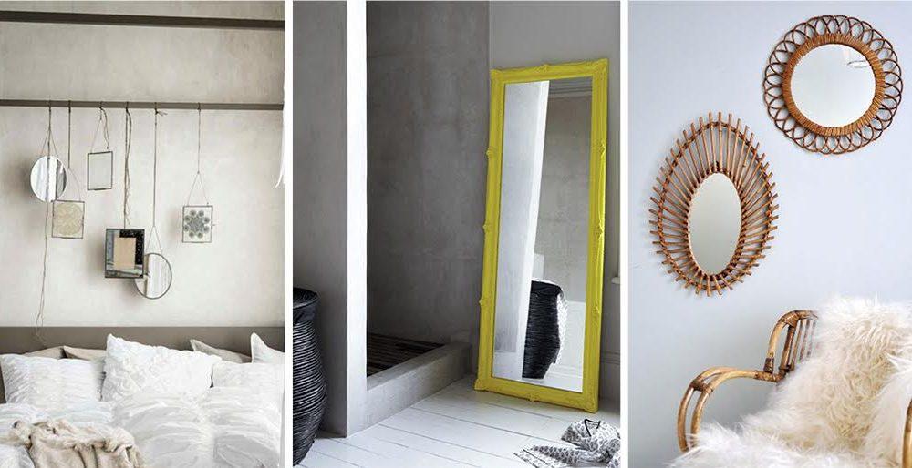 8 idées déco avec des miroirs - Déco Idées