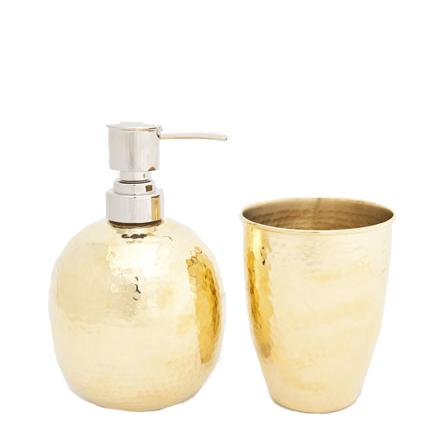 11 accessoires pour salles de bain d co id es for Accessoires salle de bain zara home