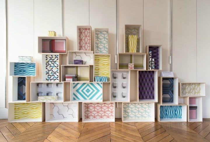7 idées pour recycler ses chutes de papier peint   Déco Idées