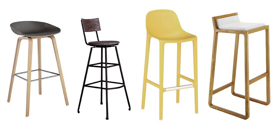 12 tabourets de bar tendance d co id es - Tabouret bar habitat ...