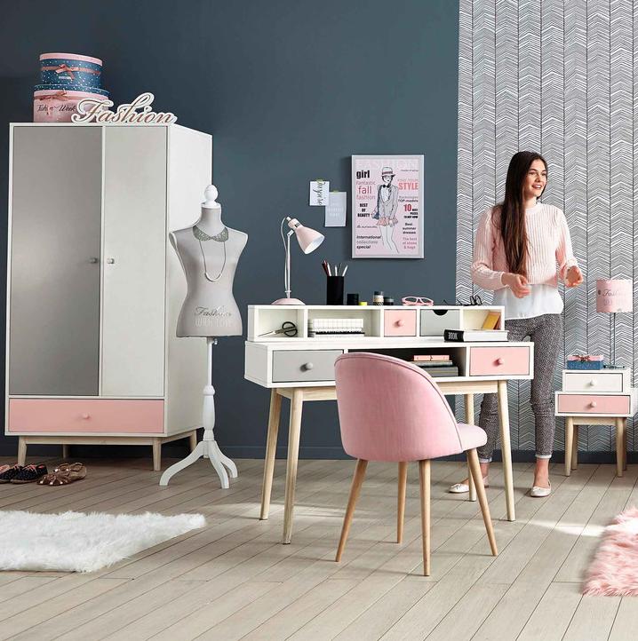 Bureau fille maison du monde meilleures ventes boutique pour les poussettes - Chaise de bureau maison du monde ...