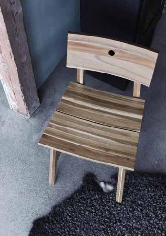 Chaise, 39,99 euros.