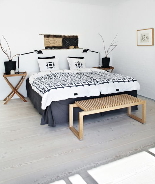 une touche de ethnique chic chez soi d co id es. Black Bedroom Furniture Sets. Home Design Ideas
