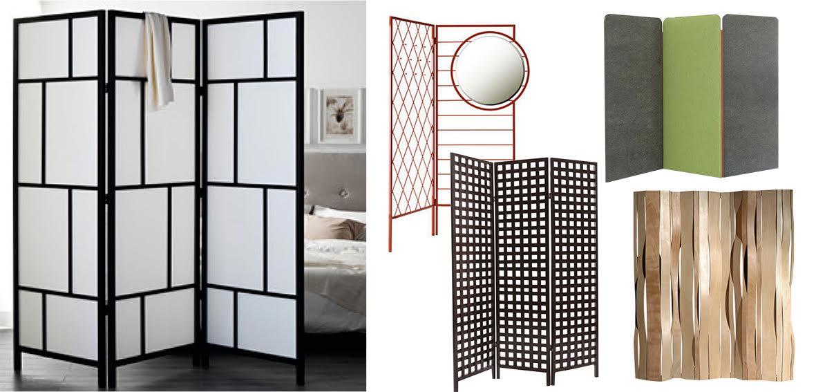 des paravents pour d corer ou pour s parer d co id es. Black Bedroom Furniture Sets. Home Design Ideas