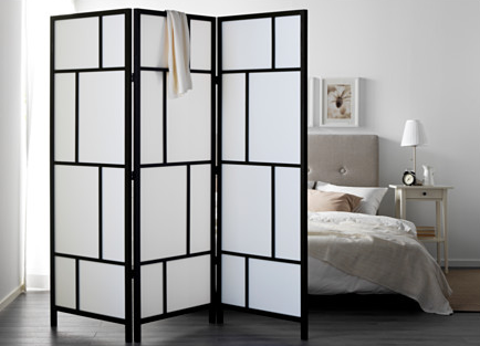 des paravents pour d corer ou pour s parer d co id es. Black Bedroom Furniture Sets. Home Design Ideas