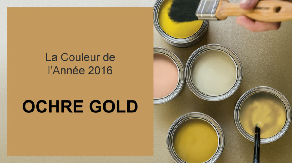 Ochre gold la couleur de 2016 selon levis d co id es - Couleur de l annee 2017 ...