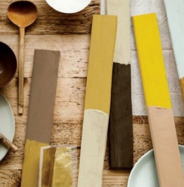 ochre gold la couleur de 2016 selon levis d co id es. Black Bedroom Furniture Sets. Home Design Ideas