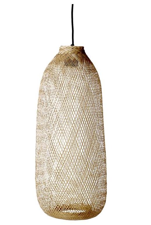 shopping des suspensions en fibres naturelles d co id es. Black Bedroom Furniture Sets. Home Design Ideas