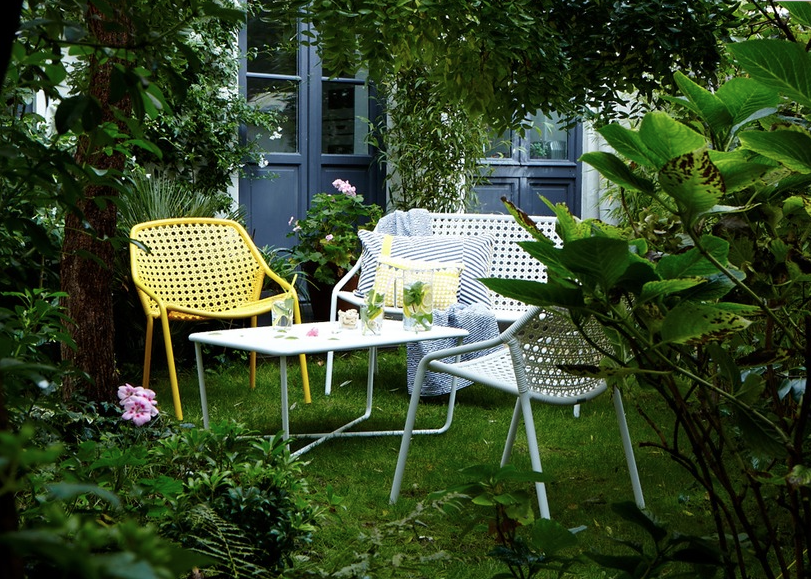 Salons de jardin: 4 marques à prix abordable - Déco Idées