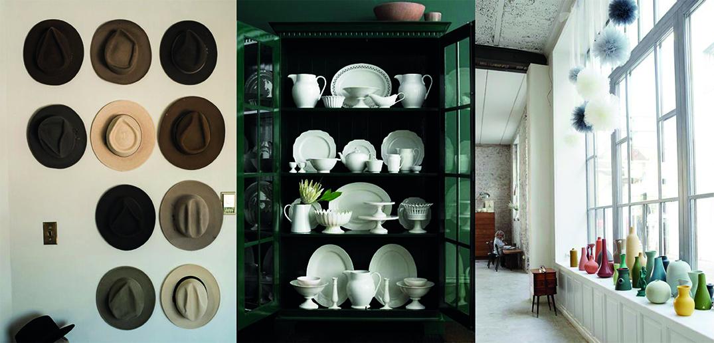 des astuces d co pour exposer ses collections d 39 objets d co id es. Black Bedroom Furniture Sets. Home Design Ideas