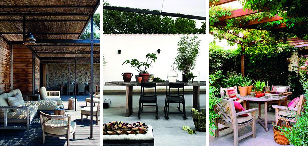 Astuces Pour Aménager Sa Terrasse Sans Se Ruiner Déco Idées - Carrelage terrasse et tapis 60x120 pas cher