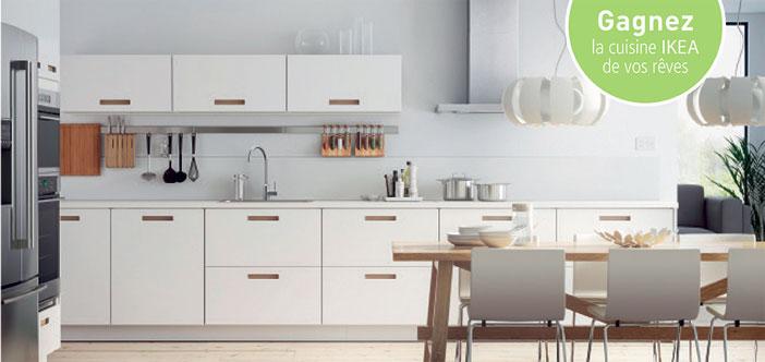 Gagnez la cuisine ikea de vos r ves d co id es - Ikea adresse belgique ...