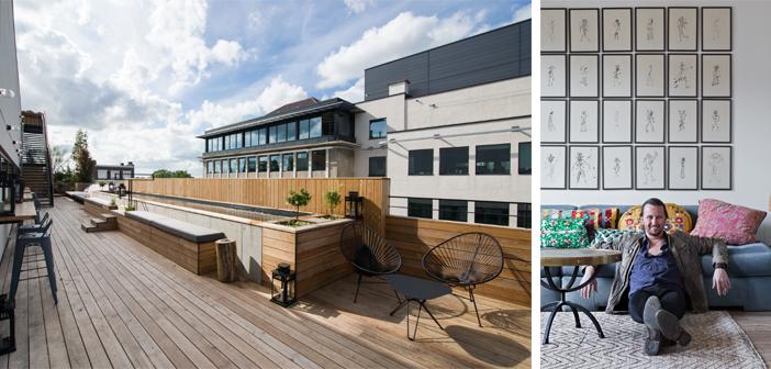 JAM: le nouvel hôtel qui réveille Bruxelles
