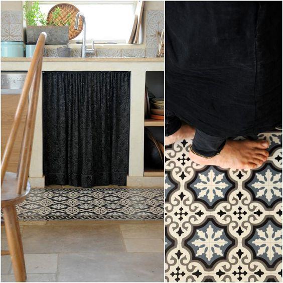 tapis vinyl cuisine solutions pour la d coration int rieure de votre maison. Black Bedroom Furniture Sets. Home Design Ideas