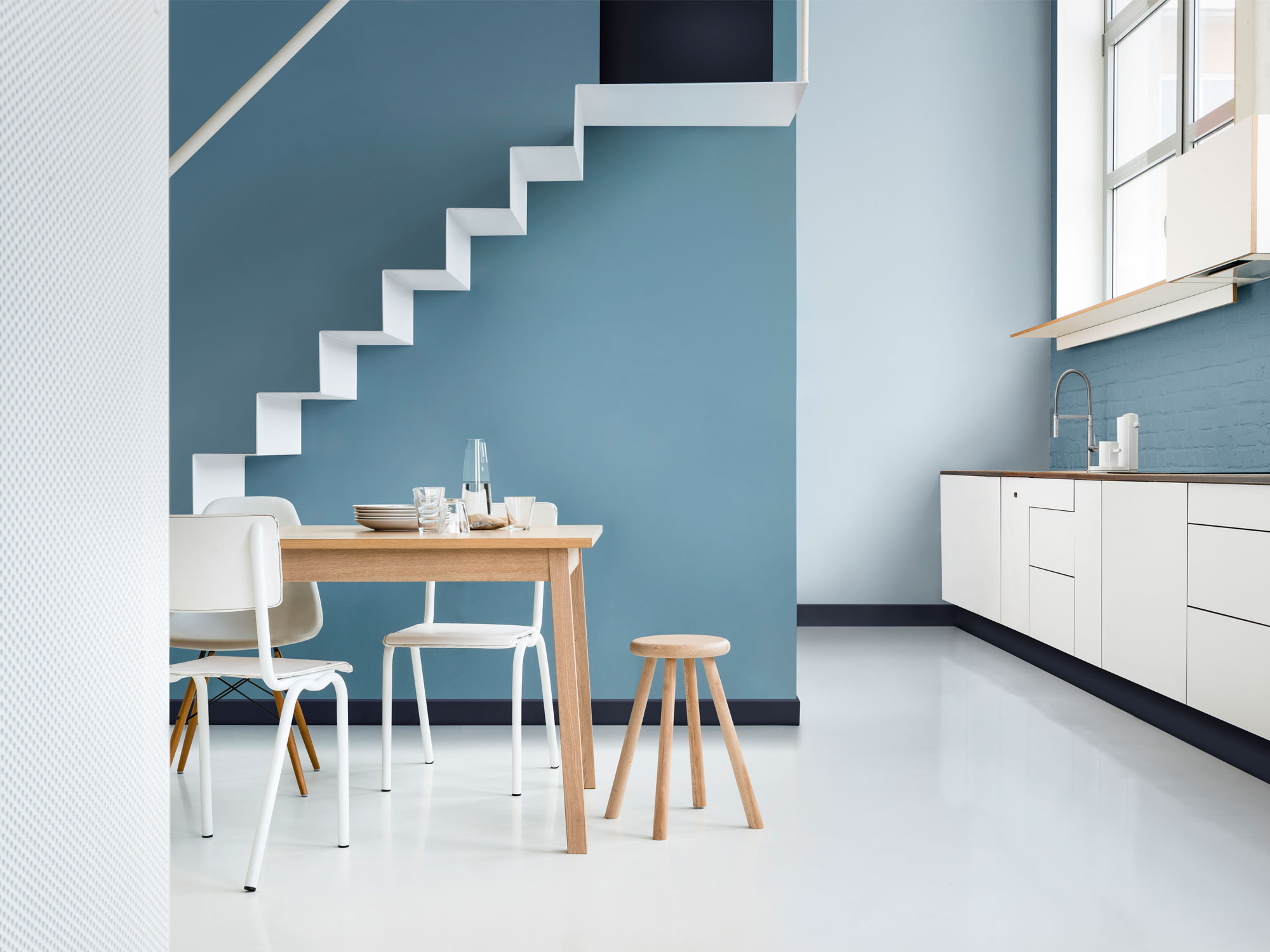 Denim drift la couleur de l ann e by levis d co id es for Deco cuisine levis