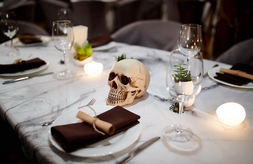Halloween: 5 décorations de table mortelles