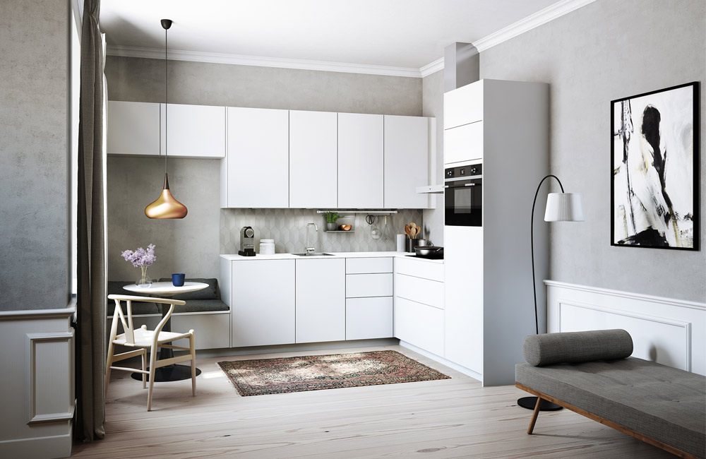 le bon clairage pi ce par pi ce d co id es. Black Bedroom Furniture Sets. Home Design Ideas
