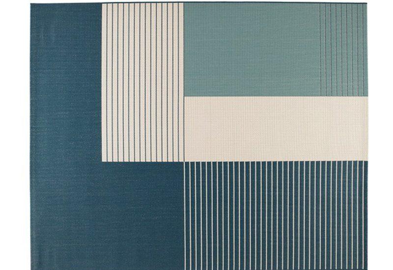15 tapis aux couleurs tendance qui nous r chauffent d co id es - Tapis polypropylene ikea ...
