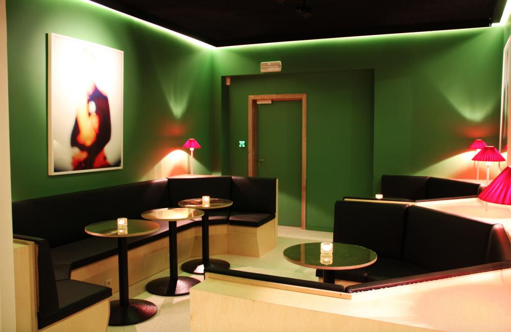 Benelux, un nouveau bar très déco à Bruxelles
