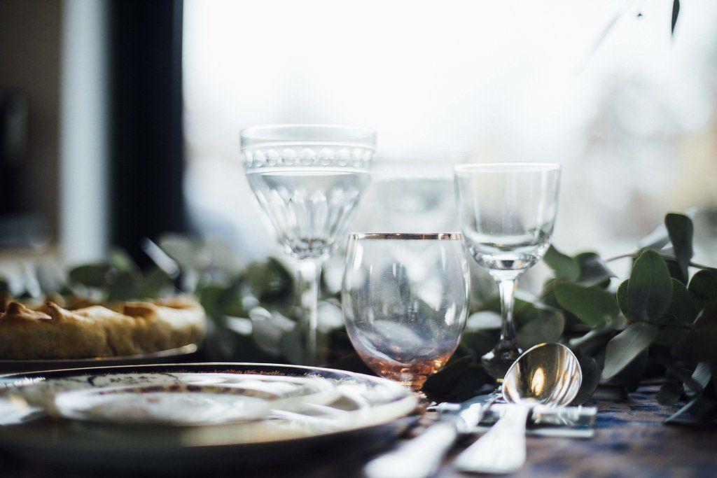 La table de fête automnale de Fouettmagic - Déco Idées