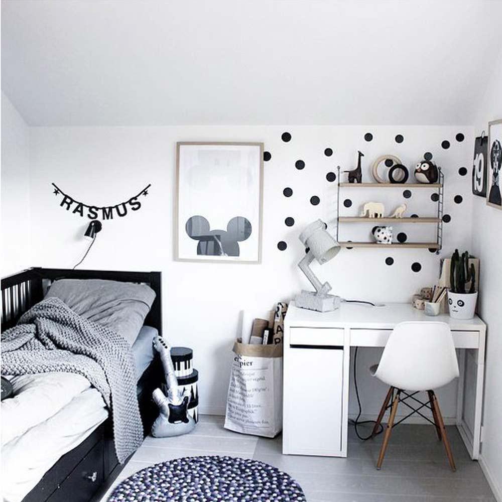 Pinterest 12 Chambres D Enfants En Noir Et Blanc D 233 Co