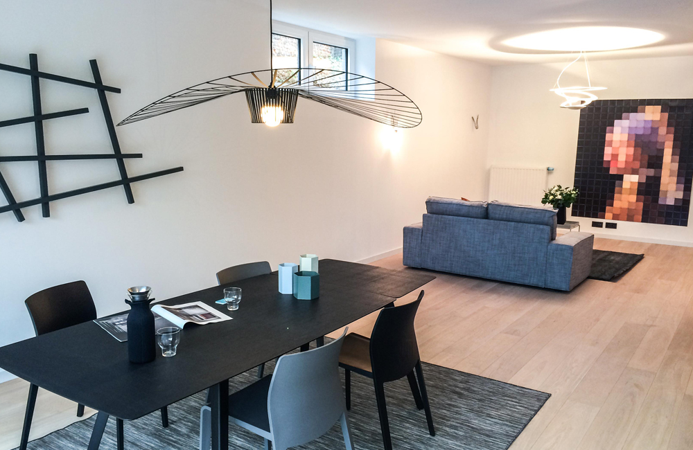 Home Staging White concept Store
