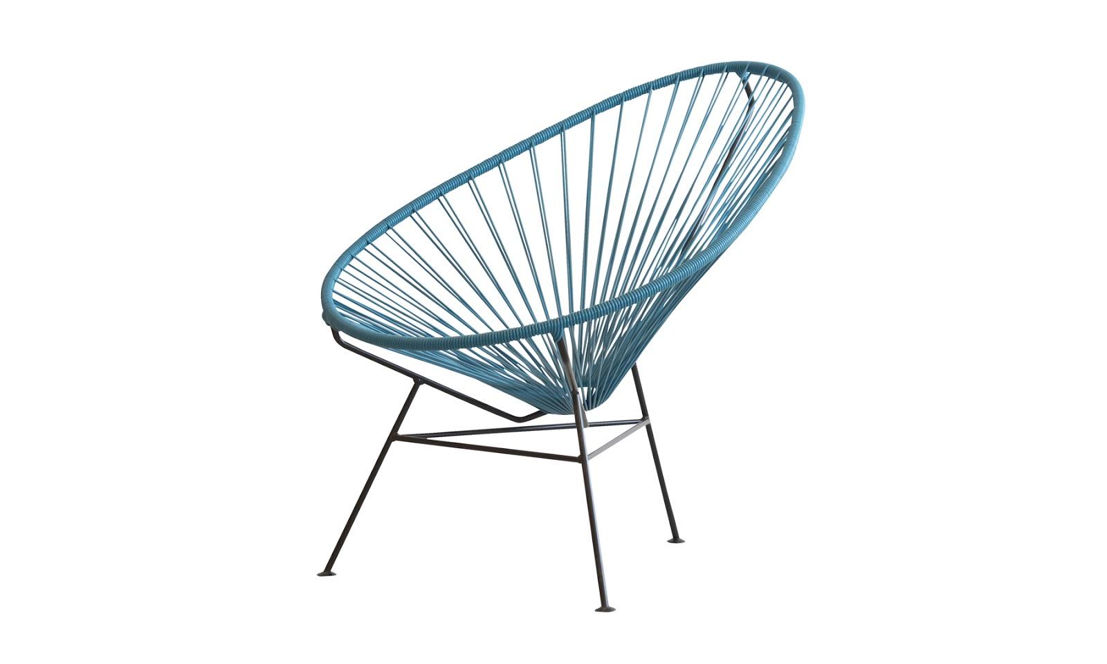 pinterest le fauteuil acapulco parfait pour l 39 t d co id es. Black Bedroom Furniture Sets. Home Design Ideas