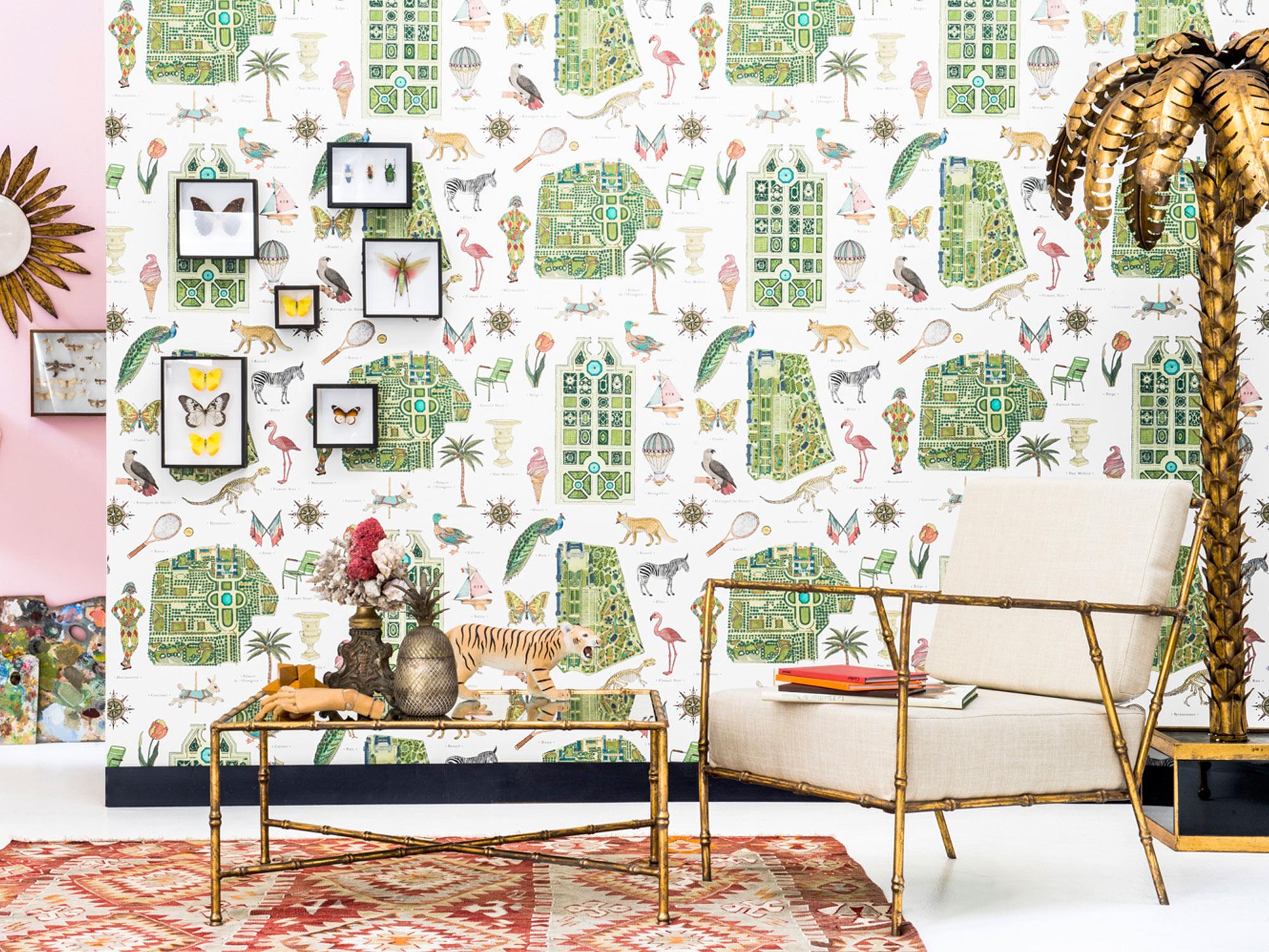 pierre frey tissus showroom paris habitually chic pierre frey in paris la rue du mail fait son. Black Bedroom Furniture Sets. Home Design Ideas