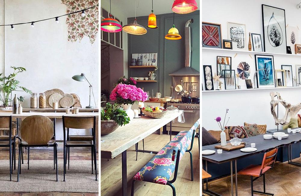 Pinterest: 14 Idées à Piquer Pour Décorer Une Salle à Manger