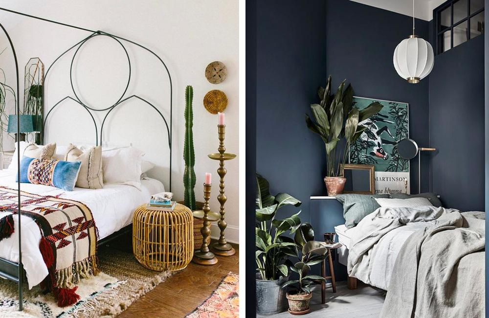 Pinterest: 14 idées pour décorer une chambre à coucher ...
