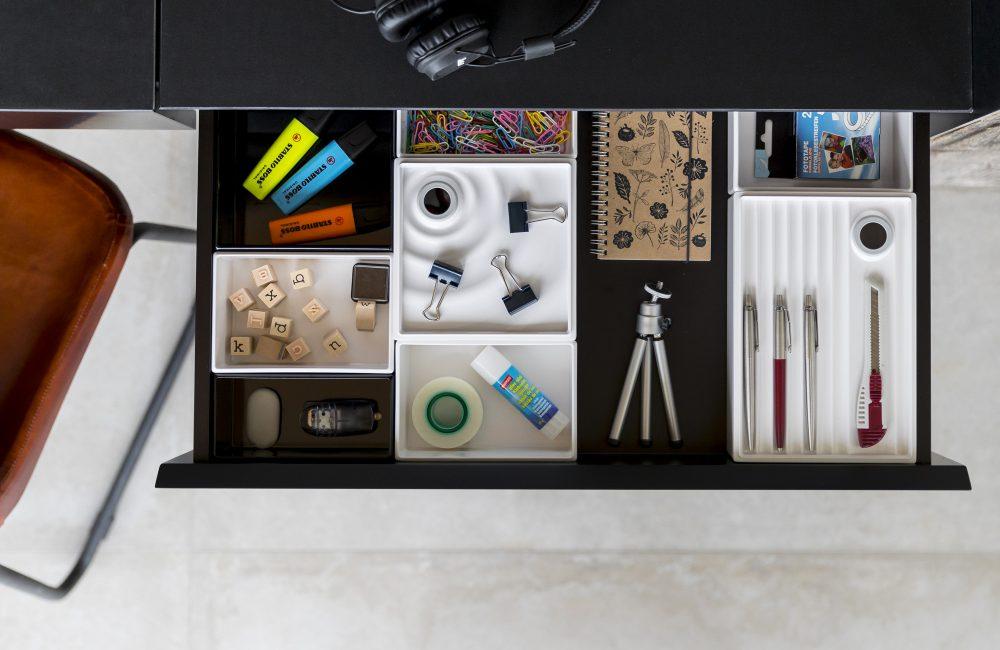 Un bureau bien rangé et décoré pour la rentrée déco idées