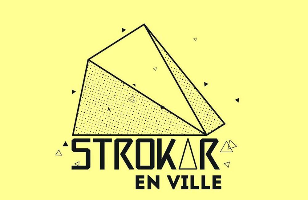 Strokar, un festival d'art de la rue