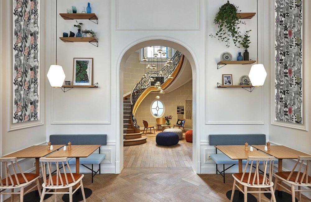 Hygge Le Nouvel Hotel Scandinave A Bruxelles Deco Idees