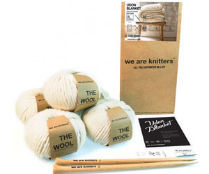 Gagnez un kit « We are knitters » d'une valeur de 109 €