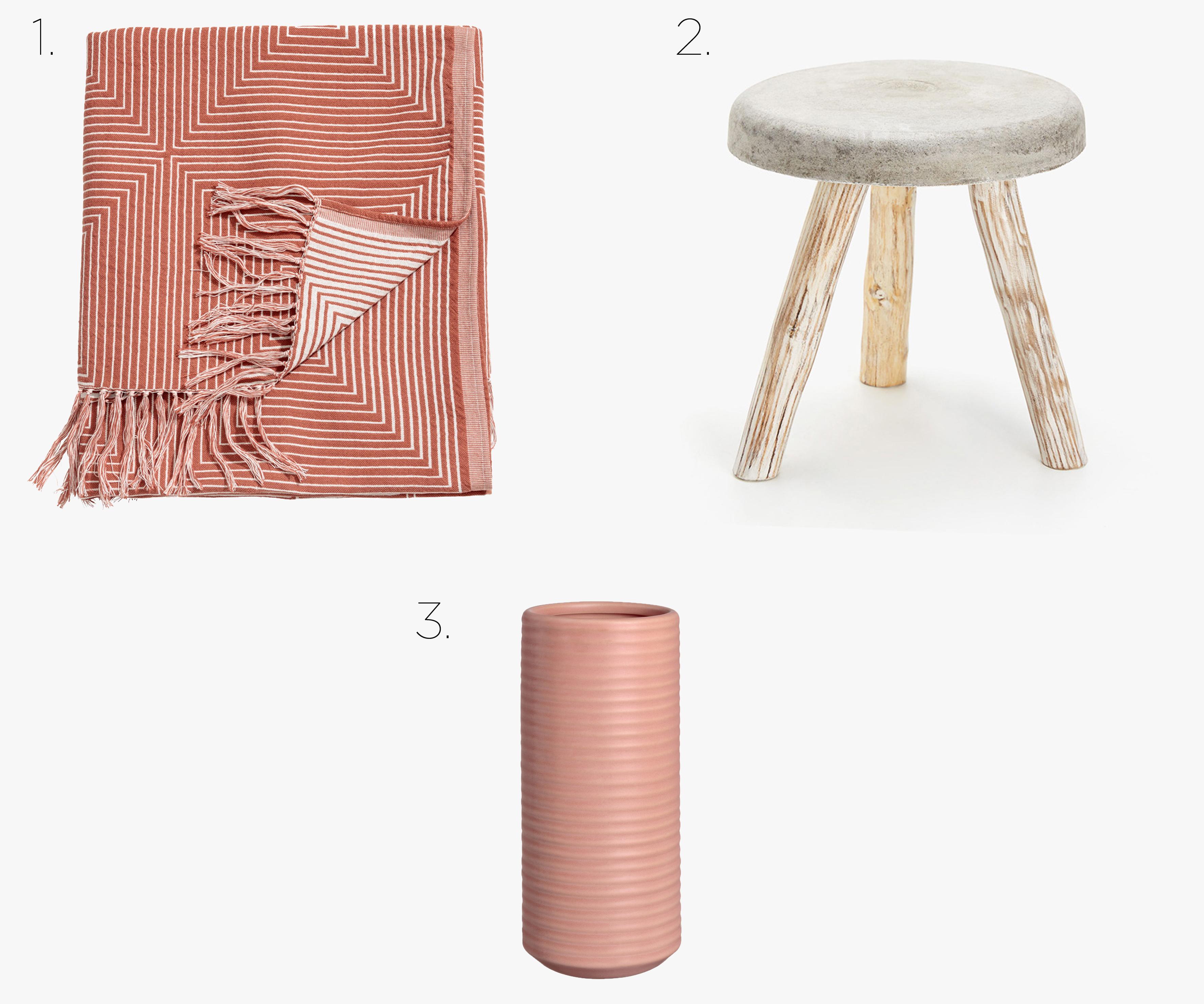 shopping trois ambiances recr er petit prix d co id es. Black Bedroom Furniture Sets. Home Design Ideas