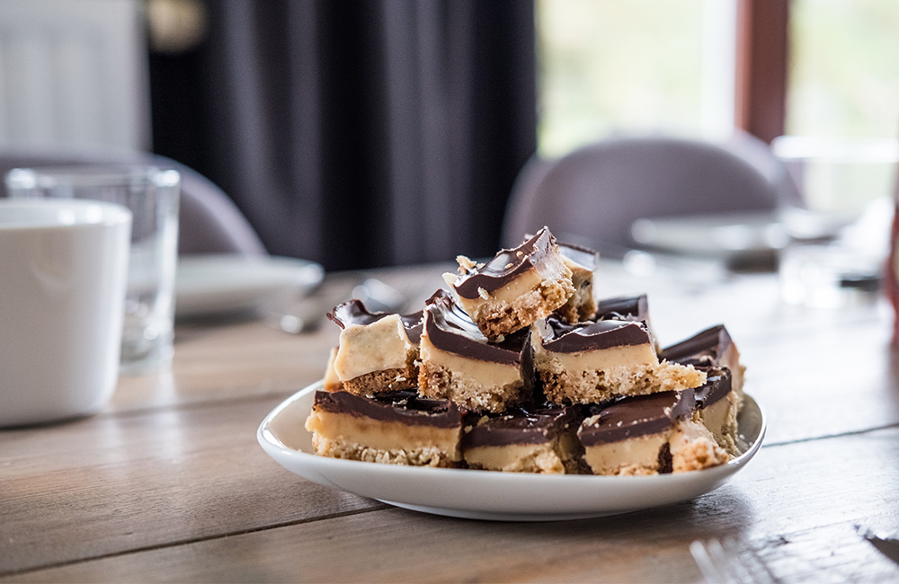 Millionnaire shortbread : 3 couches de bonheur en un dessert