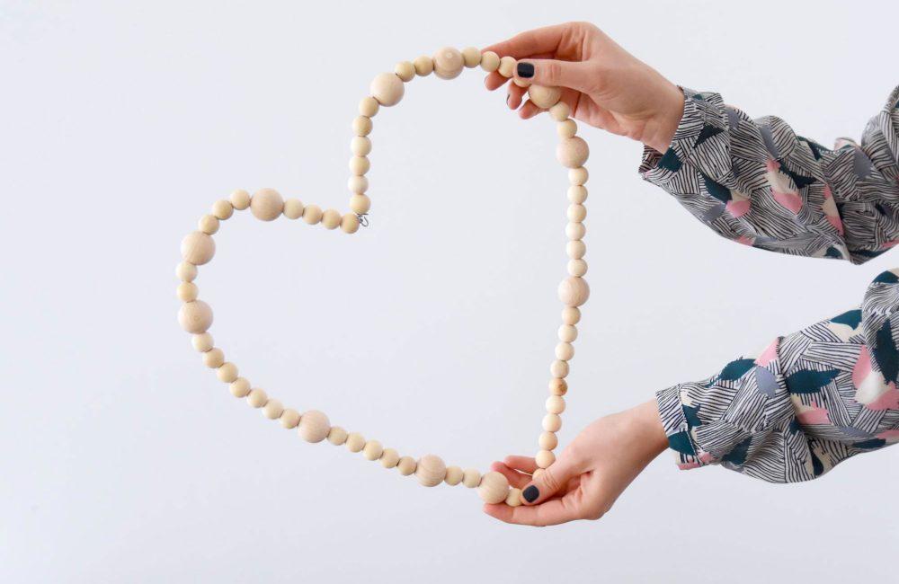 DIY Saint-Valentin : une déco murale sans chichis
