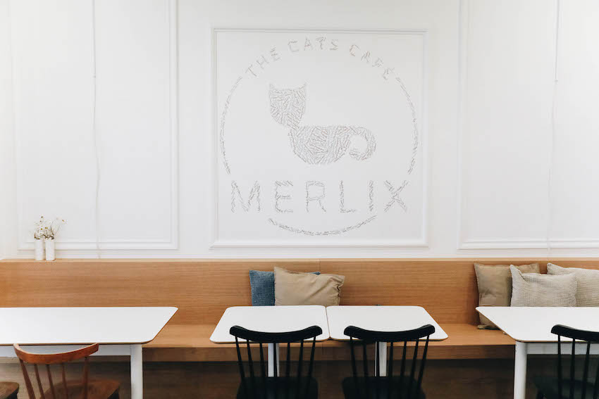 Merlix Cats Café, Justin Paquay