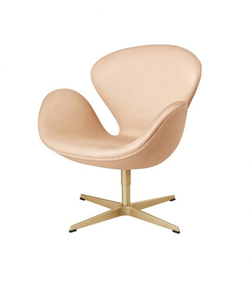'Swan Chair' 60th anniversary, design Arne Jacobsen, Republic of Fritz Hansen