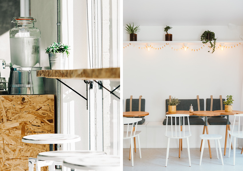 Banquette-café