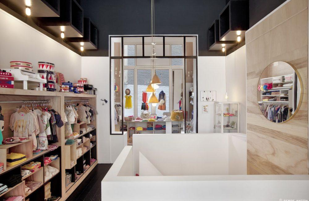15 boutiques pour enfants à Bruxelles et en Wallonie