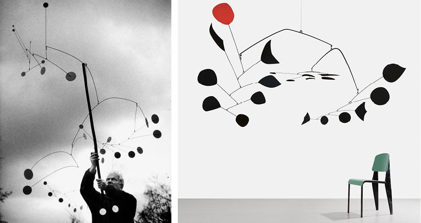 Mobile de Calder