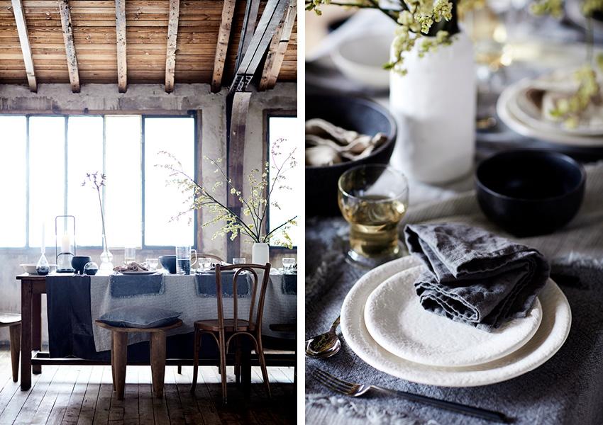 Table lin Zara Home