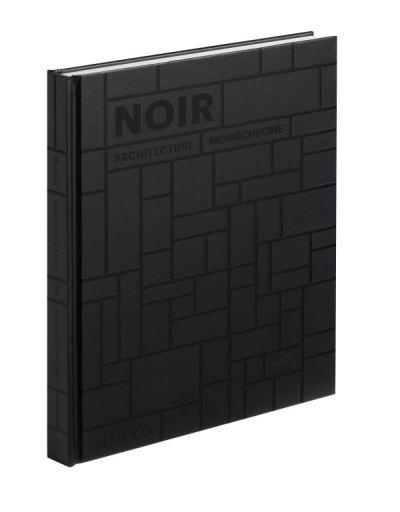 Livre 'Noir : Architecture monochrome'